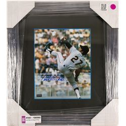 Juan Marichal Signed Photo  (100560)