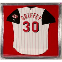 Ken Griffey Jr. Cincinnati Reds Jersey  (100258)