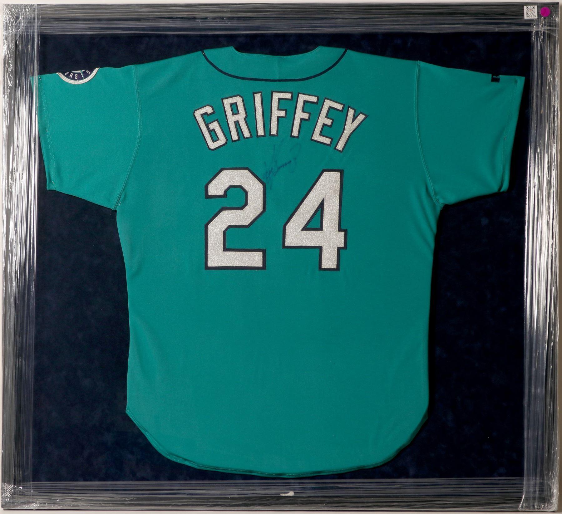 detailed look da028 a9cdd Ken Griffey Jr. Seattle Mariners Jersey (100259)