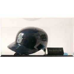 Ken Griffey Jr. signed helmet  (100581)