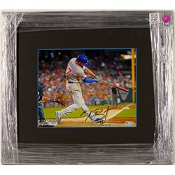 Kris Bryant signed photograph  (100562)
