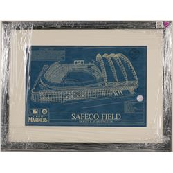 Safeco Field Blueprint  (100568)