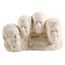 The New Mount Rushmore -- Johnson, Carter, Ford, Reagan  (88669)