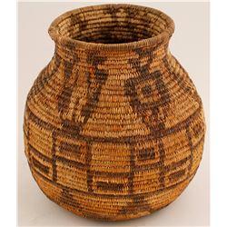 Western Apache Olla Basket  (63869)