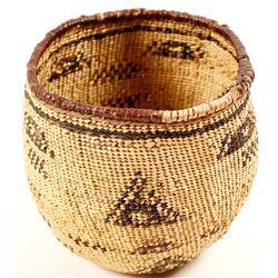 Vintage Tutuni Basket  (58866)