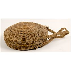 Pacific NW Lidded Basket  (91310)