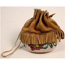 Beaded Purse (Paiute)  (91182)