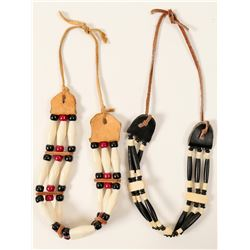 Native American Necklaces / 2 Items.  (100719)