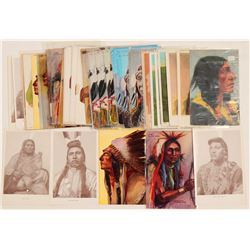 Sioux Chiefs - Red Cloud & Hollow Horn Bear  (100431)