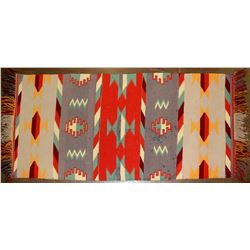 "Native American Rug / ""Germantown""  (102129)"