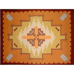 Native American Rug/ Navajo  (102128)