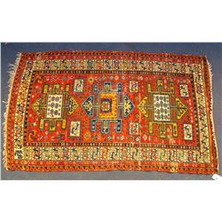 Caucasian Armenian Karachov Rug  (82069)
