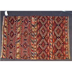 Caucasian Armenian Soumak Rug  (83501)