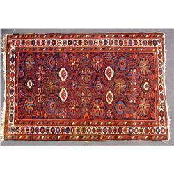 Rug (Wool, Afghanistan)  (84472)