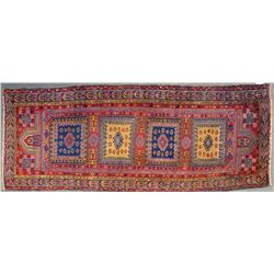 Rug (Wool, Double Prayer)  (85826)