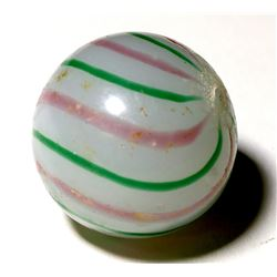 "Marble /  Pink n Green , "" Clambroth""  (100625)"