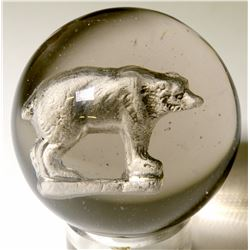"Marble / "" Standing Bear Sulphide""  (100643)"