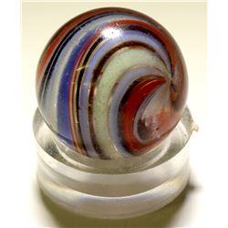 "Marble / "" Submarine "" Onion Skin  7/8""  (100617)"
