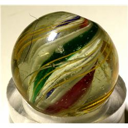 """Marble / """" Tri Colored """" Divided Core.  (100633)"""