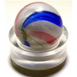 """Marble / 3/4"""" Peppermint Swirl  (100616)"""
