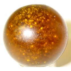 "Marble / Presentation "" Amber Mica'  (100656)"