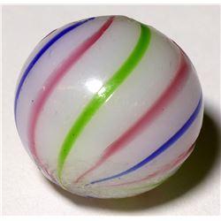 Marble / Tri Colored Clambroth  (100612)