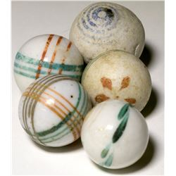 "Marbles / "" Chinas"" /   Items  (100603)"