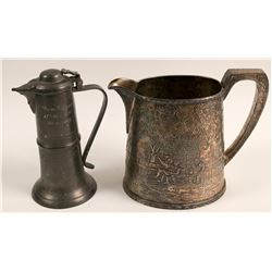 Beer Pitcher &Beer Stein / 2 items   (100598)