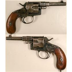 German Reichs revolver model 1883  (103373)
