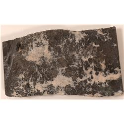 High-Grade Silver Ore Slab, Creede, Colorado  (103050)