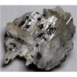 Native Silver on Cerrusite, Bunker Hill Mine, Idaho  (103036)