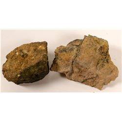 High-grade Gold Sulfide Ore, Goldfield, Nevada  (103042)