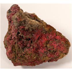 Crystalline Cinnabar, McCoy Mine, Nevada  (103054)