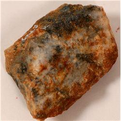 High-Grade Silver-Gold Ore, Seven Troughs, Nevada  (103056)