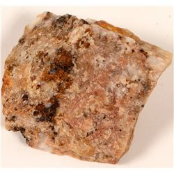 High-Grade Silver Ore, Mizpah Mine, Tonopah, Nevada  (103044)