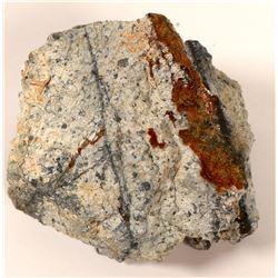 High-Grade Silver Ore, Tonopah, Nevada  (103066)