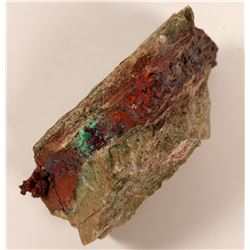 High-Grade Copper Ore, Yerington, Nevada  (103049)