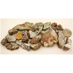 Ophir Mine District, Utah, Mineral Specimens  (88614)