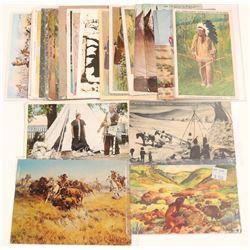American Indian Hunters / Hunting  (100460)