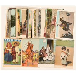 Mexican Postcard Collection  (100474)