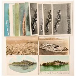 Alcatraz Prison Postcards  (103276)