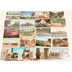 Bakersfield, CA Postcards  (103348)