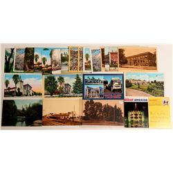 Bay Area, CA Postcards  (103367)