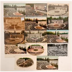 Greek Theatre, UC Berkeley Postcards  (90772)