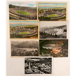 UC Berkeley Football Stadium Postcards  (90761)