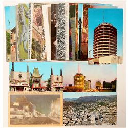 Hollywood, CA and Weird Animal Postcards  (103289)