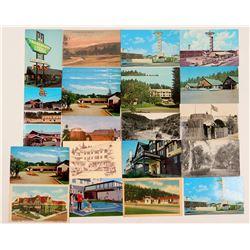 Humboldt, CA Postcards   (103360)