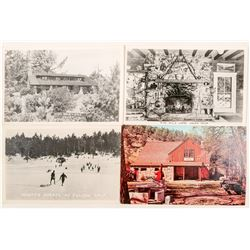 Julian, CA Postcards with RPC's  (102373)