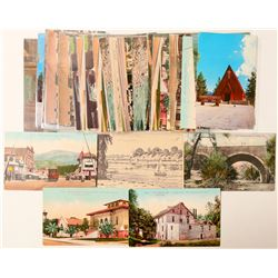 Los Gatos, CA Postcards  (90764)