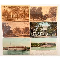 Mare Island, CA Postcards  (103203)